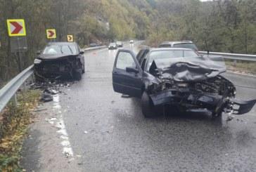Челен сблъсък на пътя Банско – Гоце Делчев, има ранени