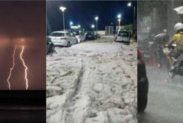 Бури и сняг в Гърция /СНИМКИ/