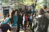Евакуираха училище, децата стресирани