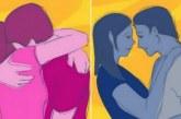 Вижте каква е връзката ви според начина, по който се прегръщате