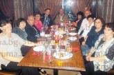 Семейство на бивша финансистка събра на двоен юбилей в Кресна близки и приятели