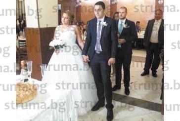 Младоженци предпочетоха Гоце Делчев пред София за сватбата си, поканиха 500 гости