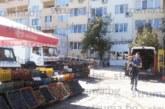 Местят търговците на грозде и зеле от кооперативния пазар след жалба на живеещите в района! Оси влизат в апартаментите, а от разваленото зеле се носи отвратителна миризма
