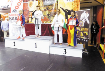 Каратистите от Сандански с 2 медала на световното в Унгария