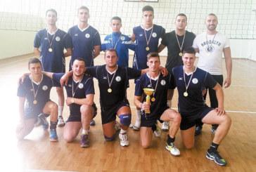 """""""Медиус волей"""" спечели 4-странен турнир в Белово"""