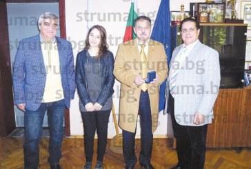 Щерката на вицепосланика на Либия стана студентка в Колежа по туризъм