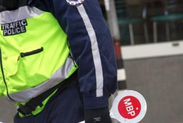 Дупнишки полицаи заловиха 27-г. падежанин с 320 л незаконен алкохол в колата