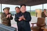 """Пхенян с предупреждение: Ще превърнем САЩ в """"Море от огън"""", ако изпратят самолетоносачи на острова"""