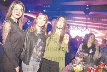 Три благоевградски красавици неотразими на дансинга