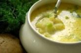 Картофена супа с грис