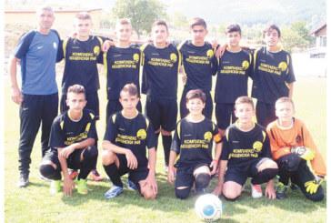 """Капитанът на """"Вихрен"""" вкара 5 гола в детската група"""