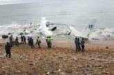 Самолет падна в морето край Кот д'ивоар, има загинали