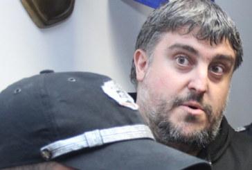 Съдът реши: Спас остава за постоянно в ареста