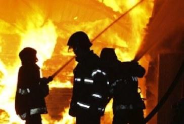 Пожар изпепели къща в Кюстендилско