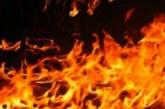 Пламна сметището край Пазарджик