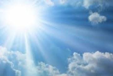 До обяд слънчево, следобед се заоблачава