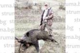 Собственик на фурна и ВЕЦ гръмна най-голямото прасе в Брежани от старта на сезона