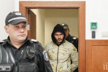 СЪДЪТ РЕШИ: Синът на Златистия за постоянно в ареста