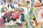 Гастарбайтер от кюстендилското село Лозно отгледа от испански семена 42,5-кг тиква, в Жабокрът откъснаха ябълка почти половин килограм