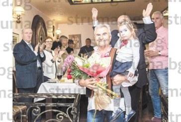 100 близки и приятели събра на купон до зори бизнесменът Кирил Беров-Войводата