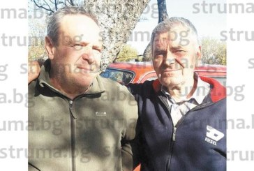 """Бившият военен Станимир Каймакански гръмна двойка лисици след 10-минутна """"игра на криеница"""""""