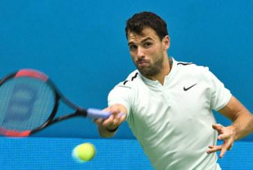 Григор Димитров ще играе на финалите на АТР в Лондон