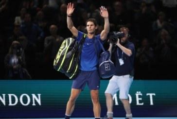 Надал се отказа от финалите на ATP и разчисти пътя на Гришо