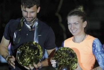 Световната №1 Симона Халеп прогнозира: Григор ще спечели титла от Шлема