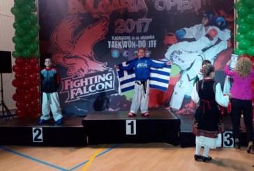 Таекуондо клуб Хоук – Банско с пет финала на България Опън