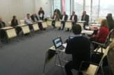 Среща на партньорите по проект между общините Гоце Делчев и Пангеос, Гърция, се проведе днес