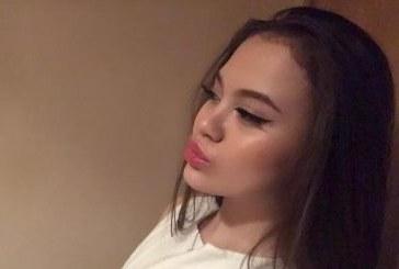 13-г. дъщеря на Коко Динев с грим и напомпани устни, бърза да порасне /СНИМКИ/