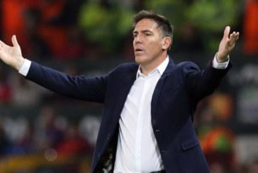 Треньорът на Севиля Едуардо Берицо е тежко болен