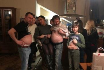 Скандално! Бременната Мария Илиева се пусна по гащи