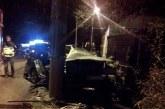 ТРАГЕДИЯ! 19-г. младеж подкара колата на баща си и загина