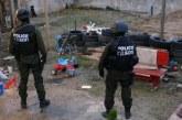 СПЕЦАКЦИЯ! МВР и ДАНС разбиха престъпна група за трафик на мигранти