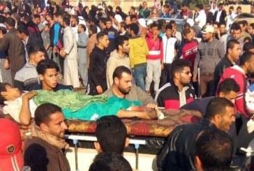Президентът на Египет се закани да отмъсти за загиналите при терористичния акт в джамията край Ел Ариш