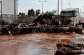 Тридневен траур в Гърция заради жертвите на потопа