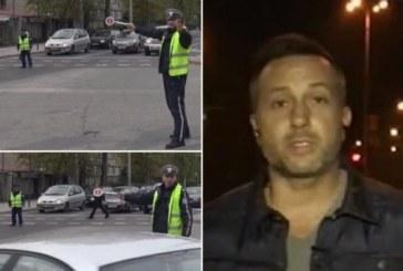 Проговори репортерът, заплашван от катаджия