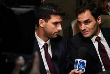 Гришо взе интервю от Федерер