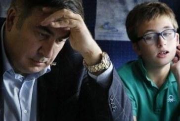 Синът на бившия президент на Грузия задържан на летището в Киев