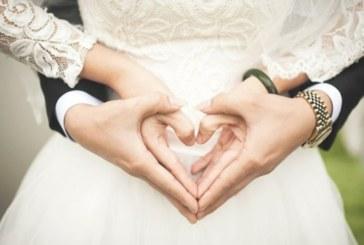 Месецът на сватбата определя семейното щастие