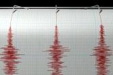 Земетресение в Първомай
