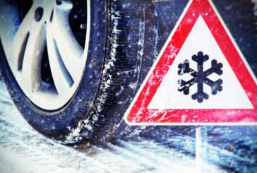 От днес зимните гуми са задължителни