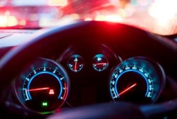 Хванаха българин да кара с 240 км/час