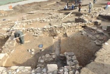 """Приключи археологическото проучване край с. Мощанец, стротелните работи по АМ """"Струма"""" продължават"""