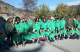 """Ученици от с. Долно Осеново се включиха в инициативата на ЮЗДП """"Растем заедно с нашата гора"""""""