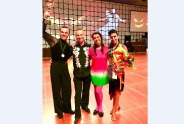 Красивата банскалийка Елена Думанова стана национален шампион на Америка по латино танци