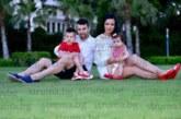 Дъщерята на футболиста Светослав Дяков – Деа, стана на 1 годинка, съпругата му Марияна: Щастлива съм с двете си деца!