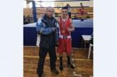 """Единственият боксьор на БК """"Пирин"""" полуфиналист за Купа България"""