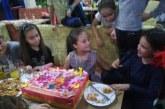 Дъщеричката на шефката на Инспекция по труда в Пиринско Цвети чества 7-ми рожден ден с парти и огромна торта